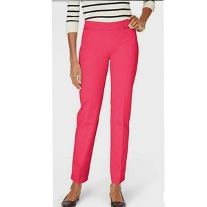 Talbots Chatham Ankle Pants NWT Sz. 2P